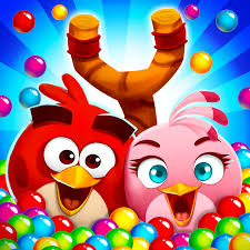 Descargar Angry Birds POP Bubble Shooter MOD