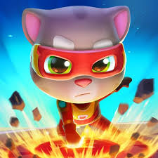 Descargar Talking Tom Hero Dash HACK