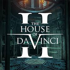 Portada de The House of Da Vinci 2