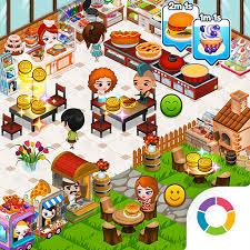 Descargar Cafeland: Juego de Restaurante HACK
