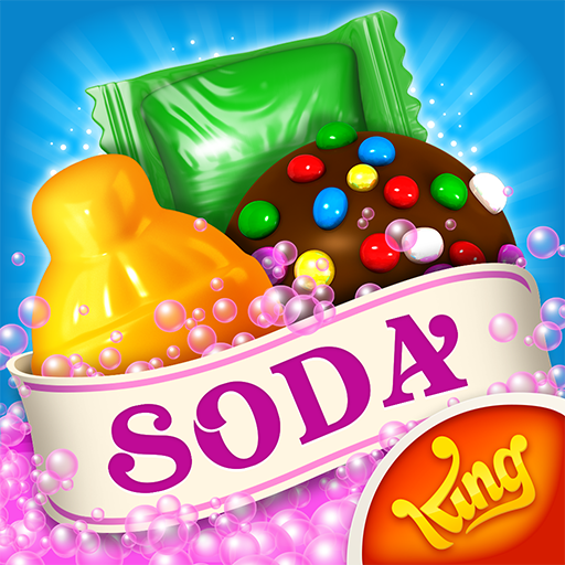 Descargar Candy Crush Soda Saga MOD